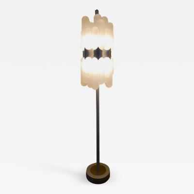 A V Mazzega TORPEDO FLOOR LAMP