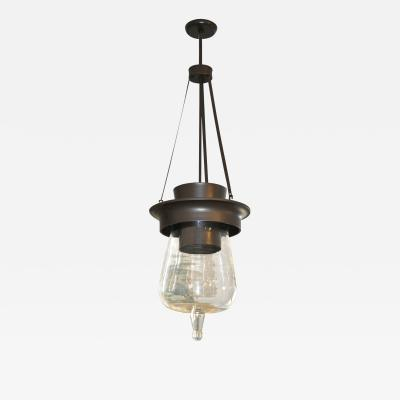 ADG Lighting 7016 Pyrex Bell Jar Pendant LED ADG Lighting copy jpg