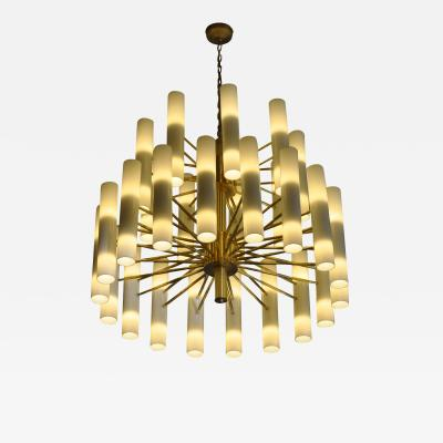 ADG Lighting 7192 Mid Century Chandelier Fox Den ADG Lighting