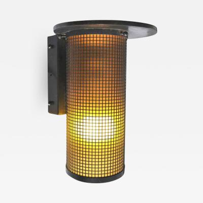 ADG Lighting 880 Mesh Sconce 1950s Light ADG Lighting