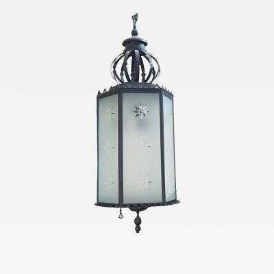 ADG Lighting 90506 ADG Lighting Spanish Revival Cove Lantern