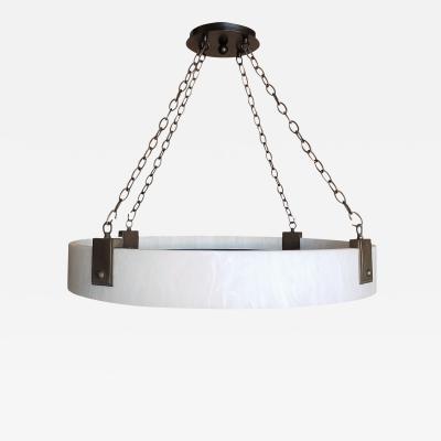ADG Lighting Alabaster Ring