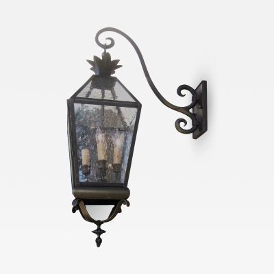 ADG Lighting Hal Crown Lantern