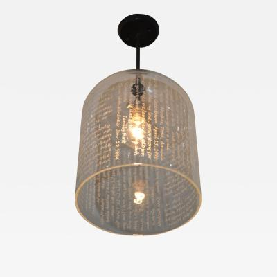 ADG Lighting Poetry Bell Jar