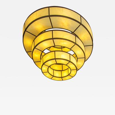 ADG Lighting San Jaquin Ring Pendant