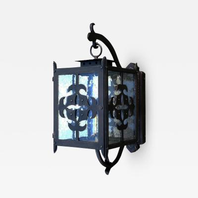 ADG Lighting Waterjet Cut Lantern