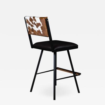 AMBROZIA Shaker Swivel Bar Chair by AMBROZIA