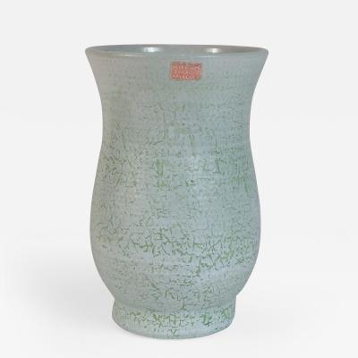 Accolay Pottery Green Ceramic Vase by Accolay