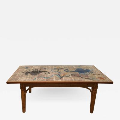 Adrien Audoux Frida Minet Audoux Minet Table en Ceramique