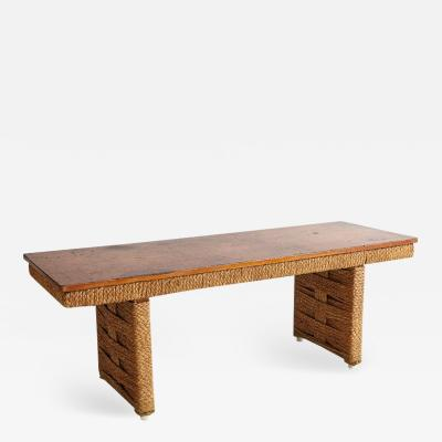 Adrien Audoux Frida Minet Audoux Minet Table or Bench
