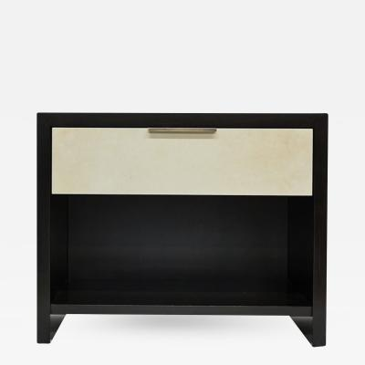 Aguirre Design Parchment Nightstand