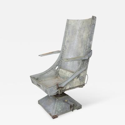 Aircraft Mechanics Inc Aircrew Ejection Seat by Aircraft Mechanics Inc 1930s