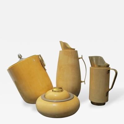 Aldo Tura Aldo Tura Goatskin Decorative Objects