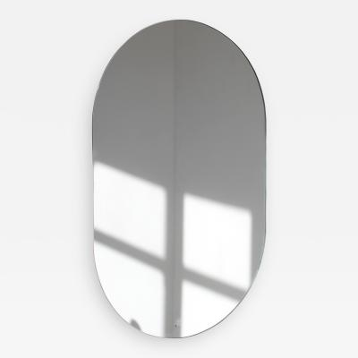 Alguacil Perkoff Ltd Capsula Capsule shaped Modern Frameless Mirror
