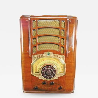 American Bosch American Bosch model 854T 1939 The Largest Tombstone Radio