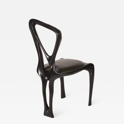 Amorph Amorph Gazelle dinning Chair Ebony Stained