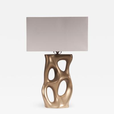 Amorph Amorph Loop Table Lamp Gold