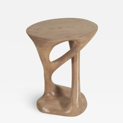 Amorph Amorph Sasha Side Table Solid Ash wood with Antique Oak Finish