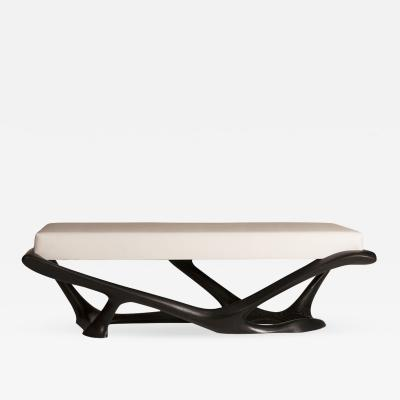 Amorph Amorphs NALA Bench Ebony Stained Finish