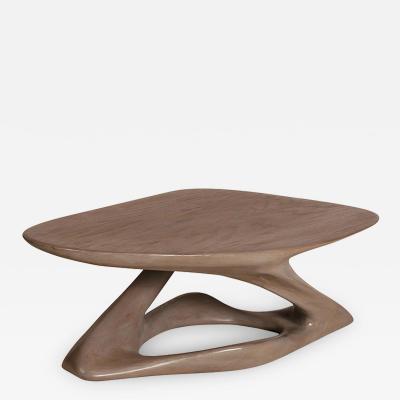 Amorph Amorphs Pile Coffee Table Gray Oak Finish