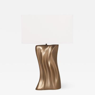 Amorph Doris Table Lamp Gold Finish