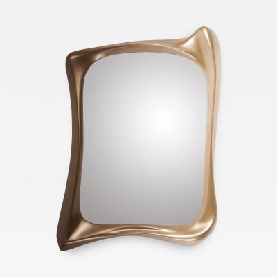 Amorph Narcissus Mirror Metal Finish Gold
