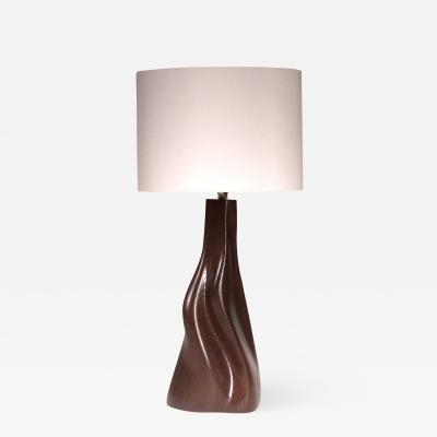 Amorph Nectar Table Lamp Dark Brown