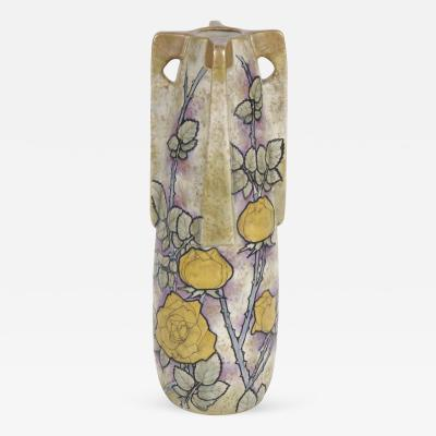Amphora Austrian Art Nouveau Period Vase by Amphora