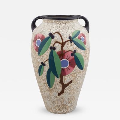Amphora Signed Amphora Jugendstil Czechoslovakia Vase