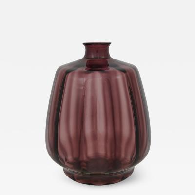 Andries Dirk Copier Large Vase by Andries Dirk Copier for Leerdam
