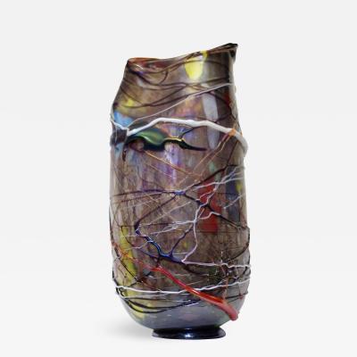 Angelo Rinaldi The Glass Sculpture by Angelo Rinaldi