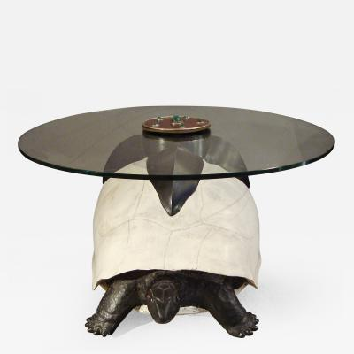 Anthony Redmile Original Tortoise Table by Anthony Redmile 1980s