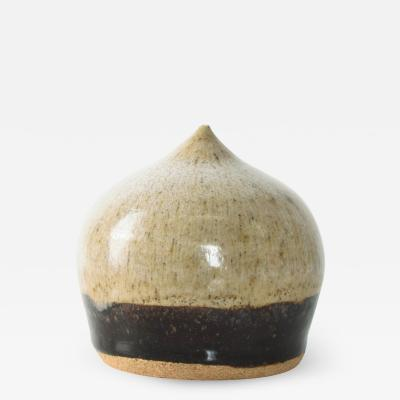 Architectural Pottery Modern Ceramic Studio Pottery Weed Pot 1980s