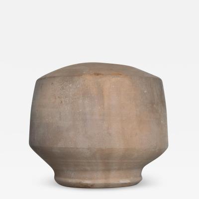 Architectural Pottery Modern Mid Century Architectural Pottery Vase John Follis Attr