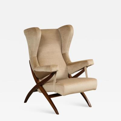 Arflex Fiorenza Armchair by Franco Albini for Arflex