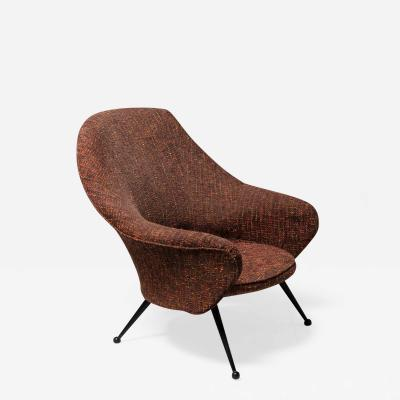 Arflex Martingala Lounge Chair by Marco Zanuso for Arflex