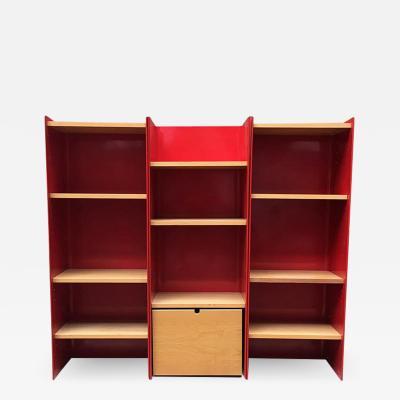 Arflex Metal bookcase by Arflex 1970s