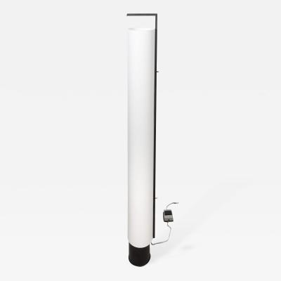 Arlus Arlus Tall Cylindrical Lamp with Shade