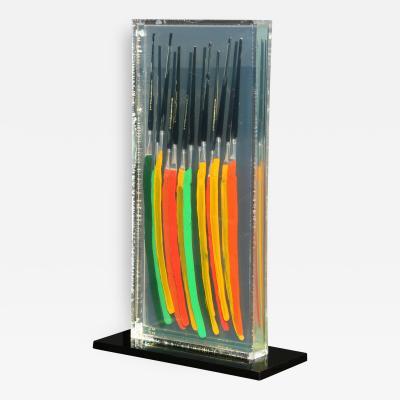 Arman Paintbrushes IV