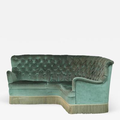 Arredamento Borsani Borsani sofa ABVAREDO production of the 40s