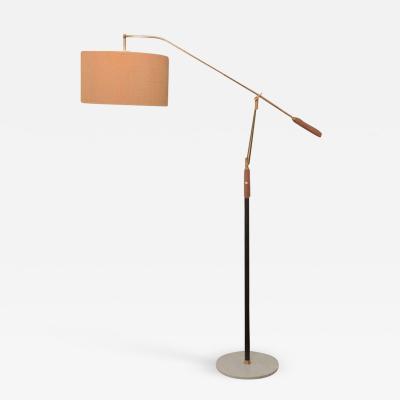 Arredoluce Articulated Floor Lamp by Arredoluce