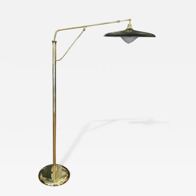 Arredoluce Articulating Arredoluce Floor Lamp Italy 1960s