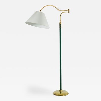 Arredoluce Articulating Floor Lamp by Arredoluce