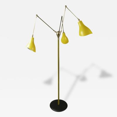 Arredoluce Floor Lamp by Arredoluce Italy 1950 s