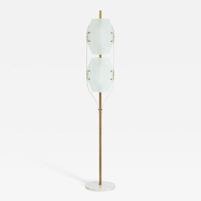 Arredoluce Rare Floor Lamp by Elio Monesi for Arredoluce