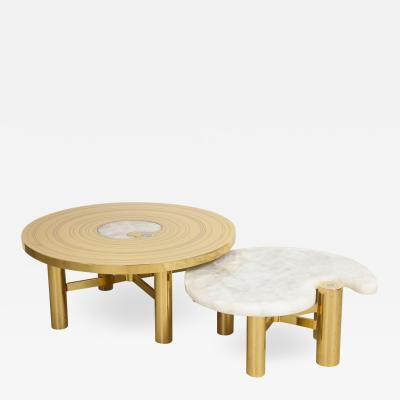 Arriau Birth Nesting Cocktail Tables by Arriau