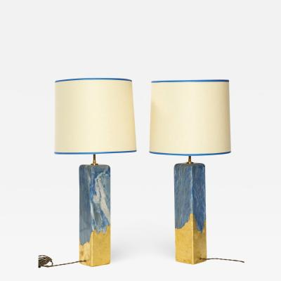Arriau Pair of Azula Lamps by Arriau