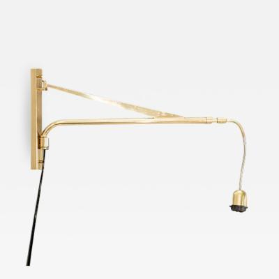 Arte Lumen Pull out swing arm lamp