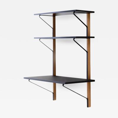 Artek Authentic Kaari Shelf Reb 013 in Natural Oak by Ronan Erwan Bouroullec Artek