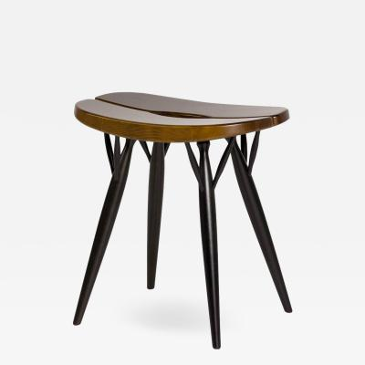 Artek Authentic Pirkka Stool in Birch and Pine by Ilmari Tapiovaara Artek